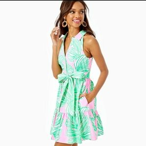 🎀 Lilly Pulitzer TRISHA SHIRTDRESS